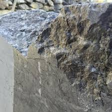 Grey Lido Marble Blocks
