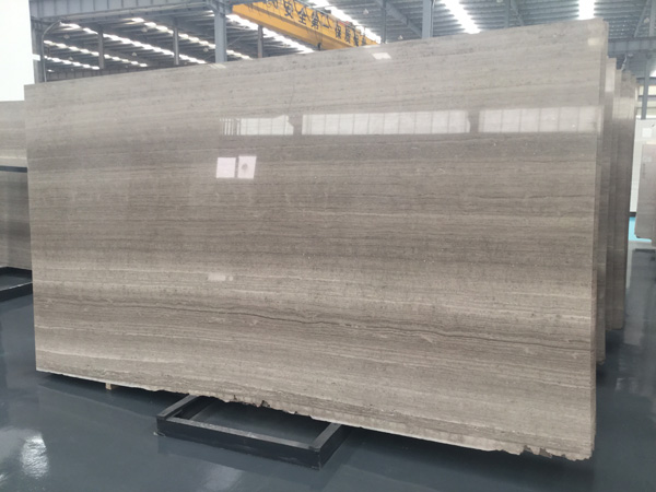 Grey Wood Vein Marble Grey Wood Grain Marble Slab