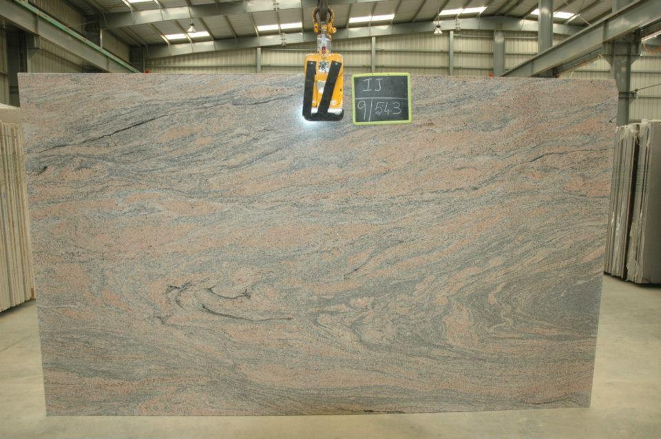 Indian Juparana 2 Granite