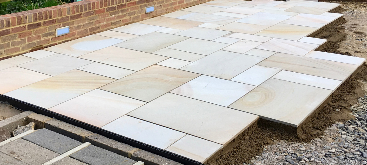 Indian Sandstone Paver