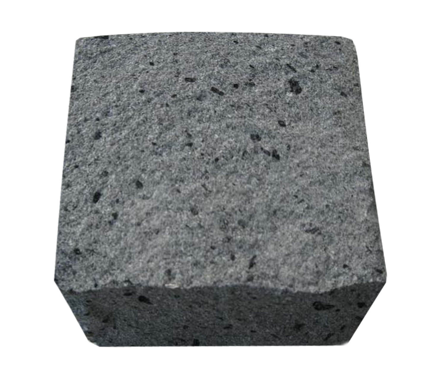 Indonesia Grey Basalt Cobblestone Basalt Paving Stone