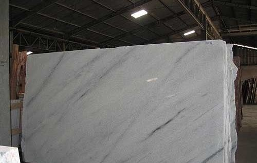 Indonesia White Marble