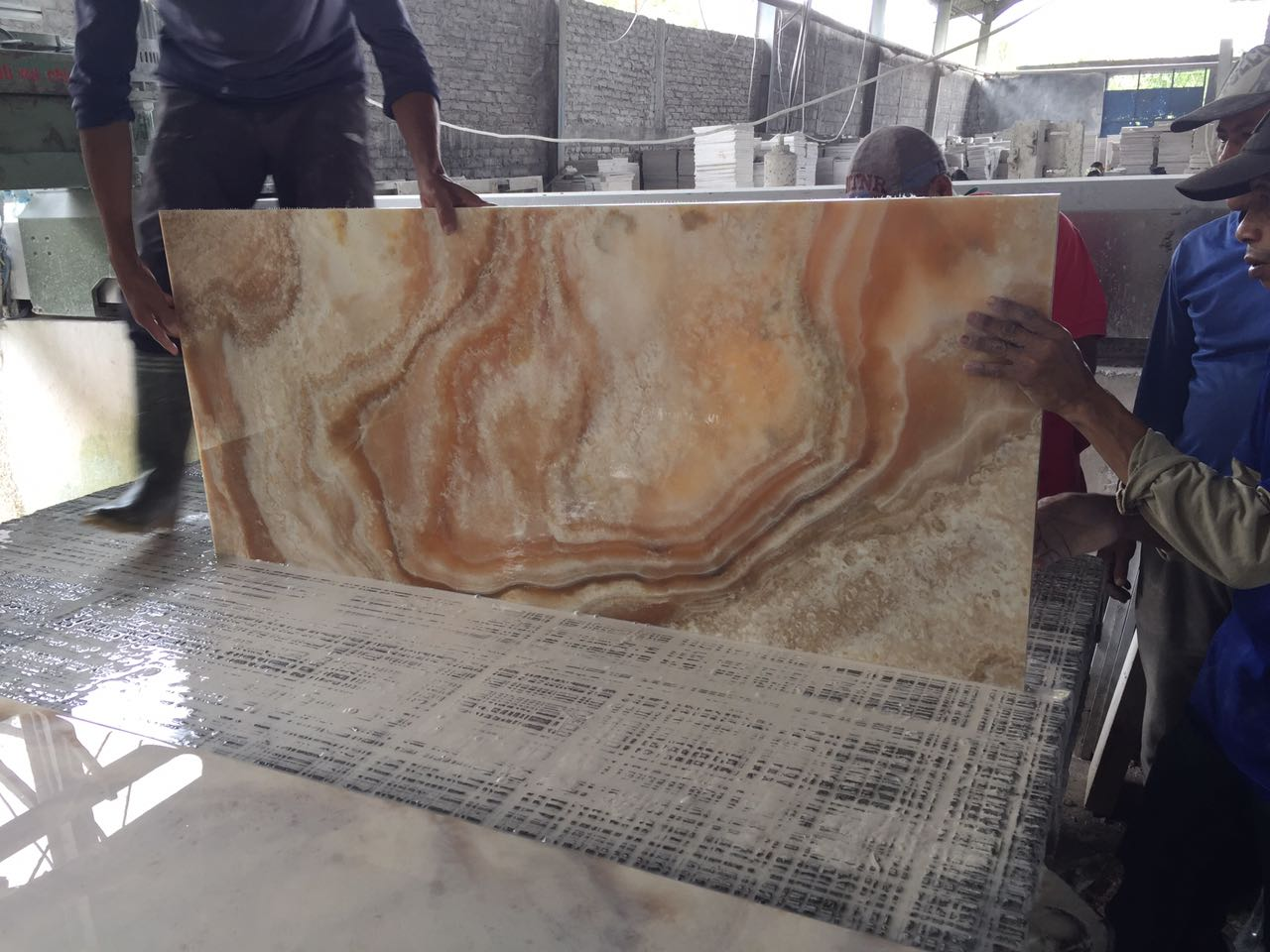 Indonesia Brown Onyx