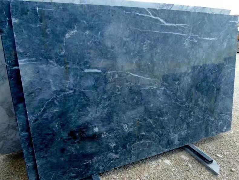 Ocean Blue marble slab