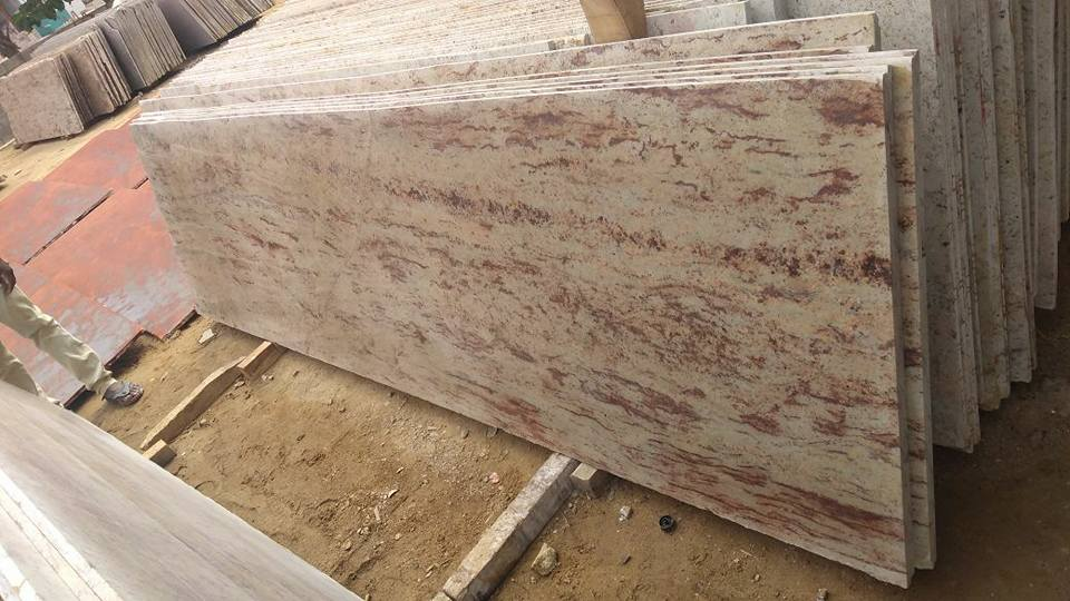 Ivory Brown -4s Granite