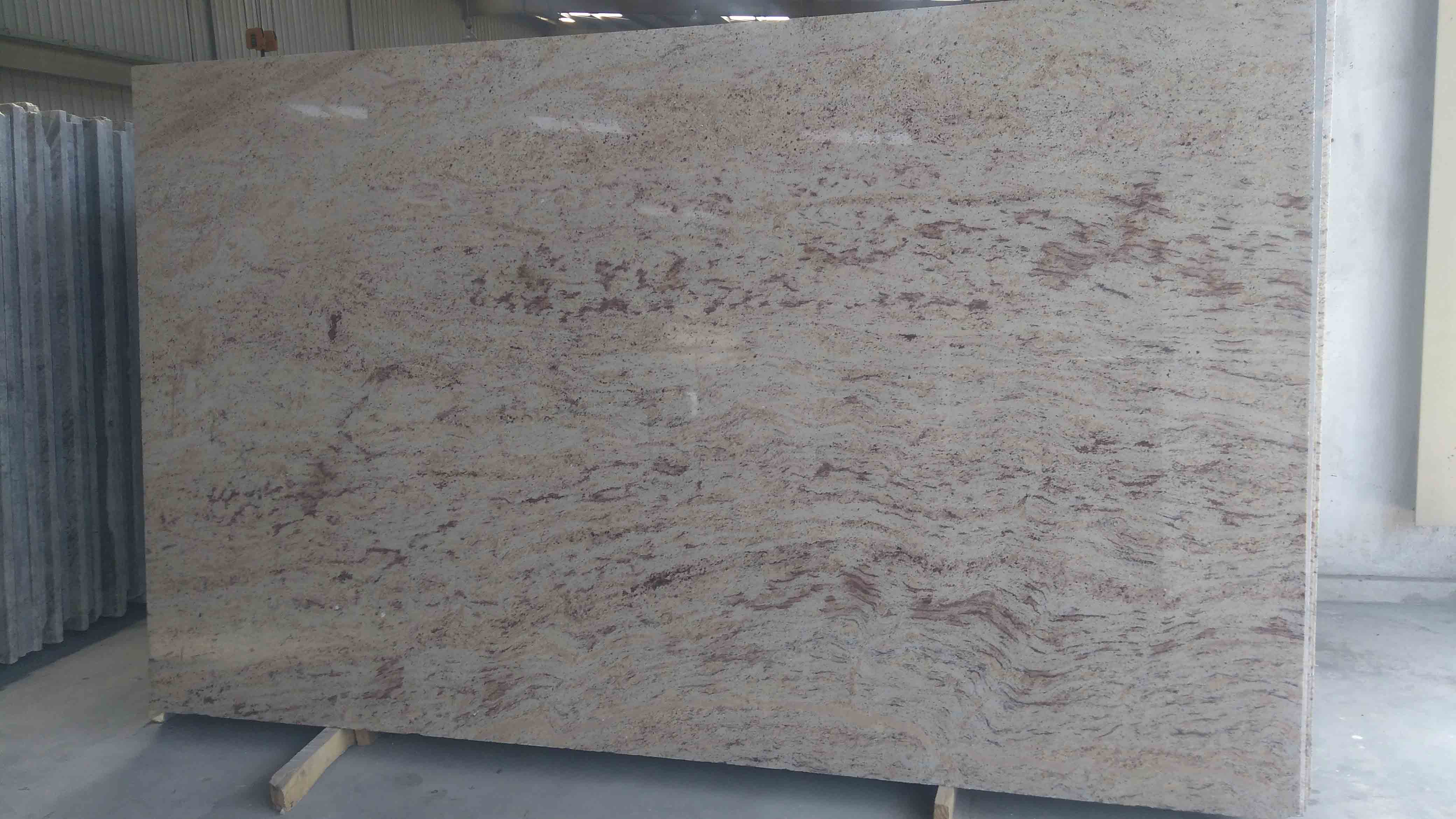 Ivory Brown Light Granite