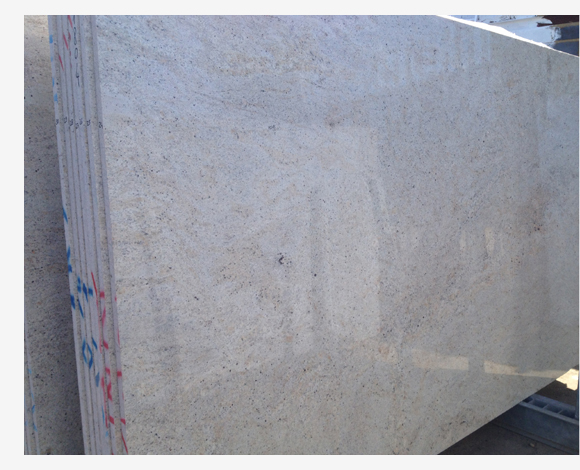 Ivory Fantasy Granite Slabs Indian Polished Beige Granite Slabs