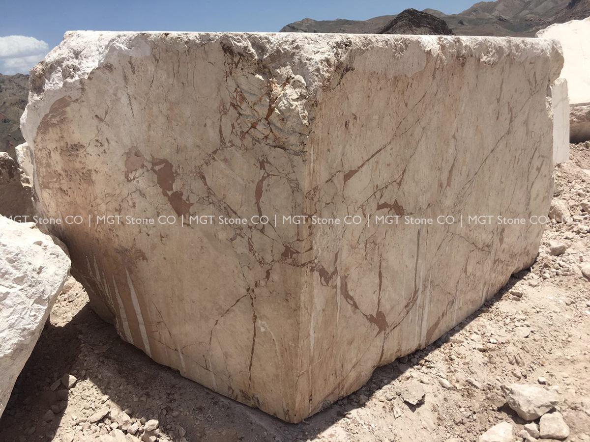 Kamelia Marble Block