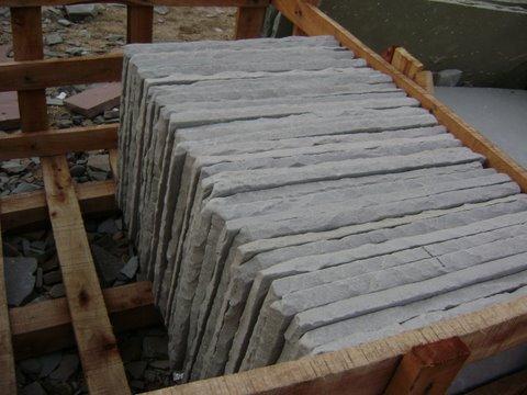 Kandla GreyAutumn Grey Sandstone Tiles