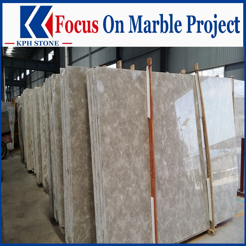 Persia Wave Grey Marble Polished Slabs