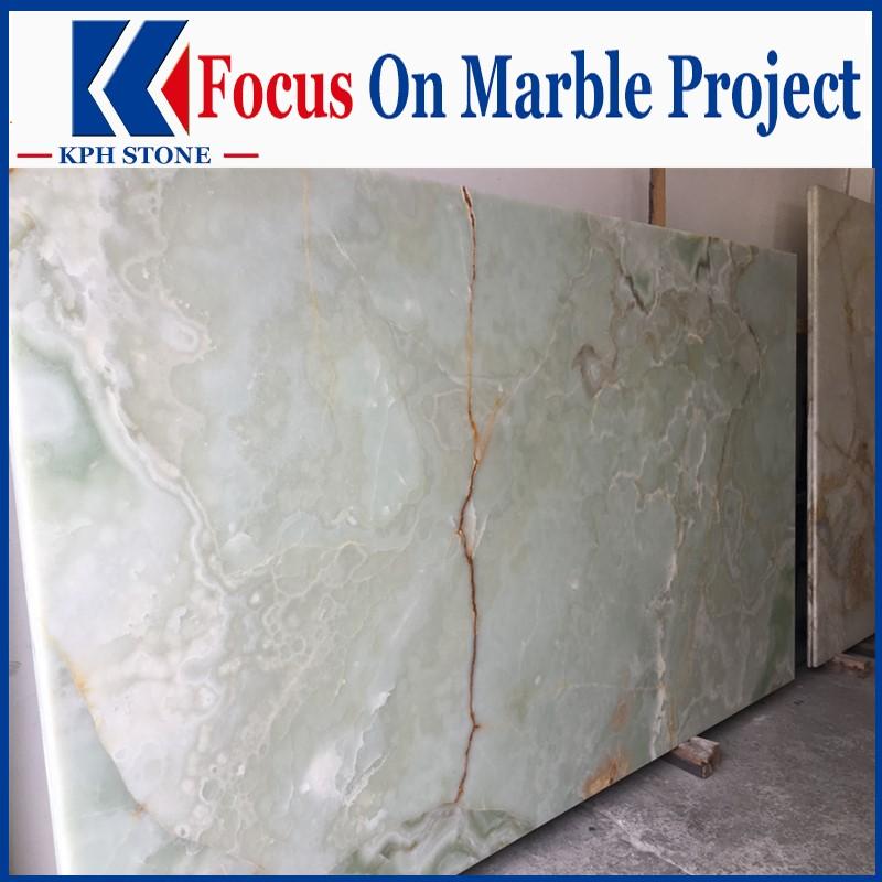 Royal White Marble Slabs