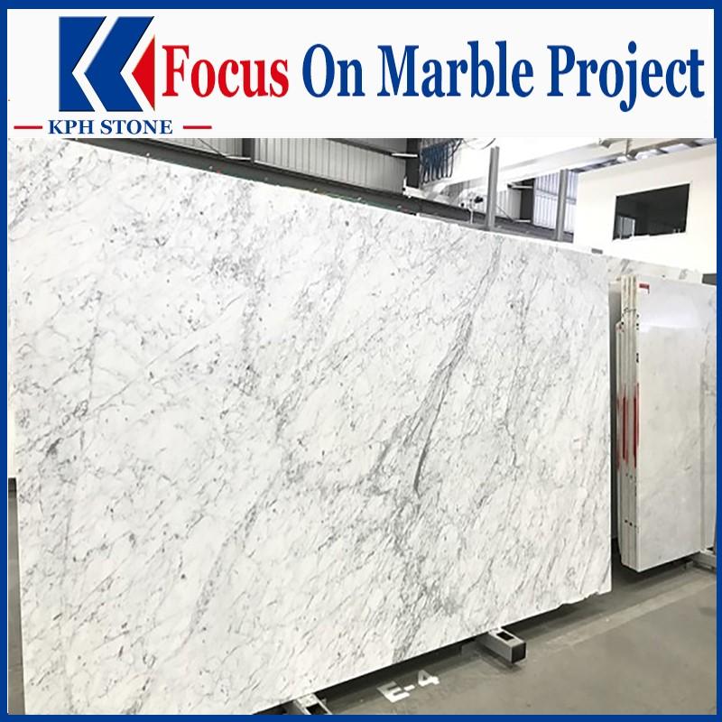 Big White Carrara Marble for Bathoom