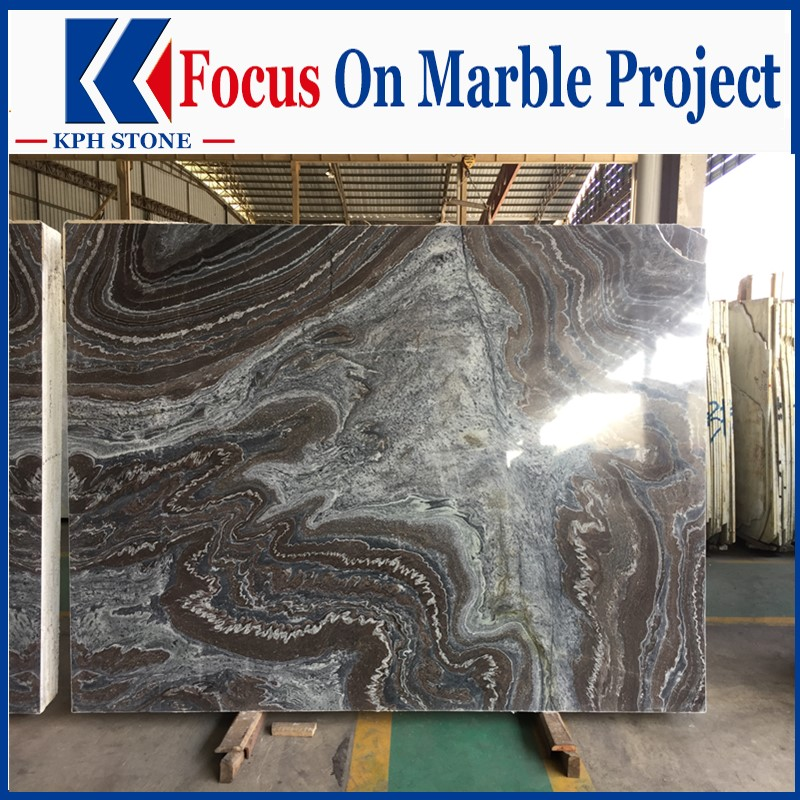 Good quality palissandro nuvolato marble