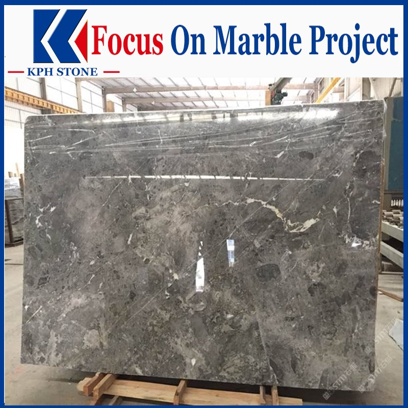 Athens Grey Marble Slabs