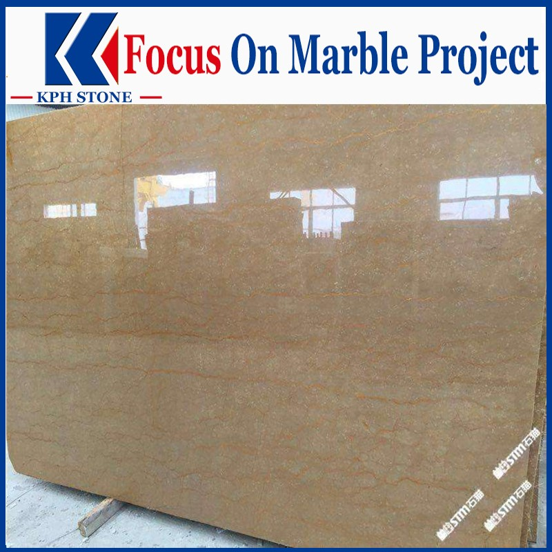 Imperial Gold Marble Polished Marble Slabs