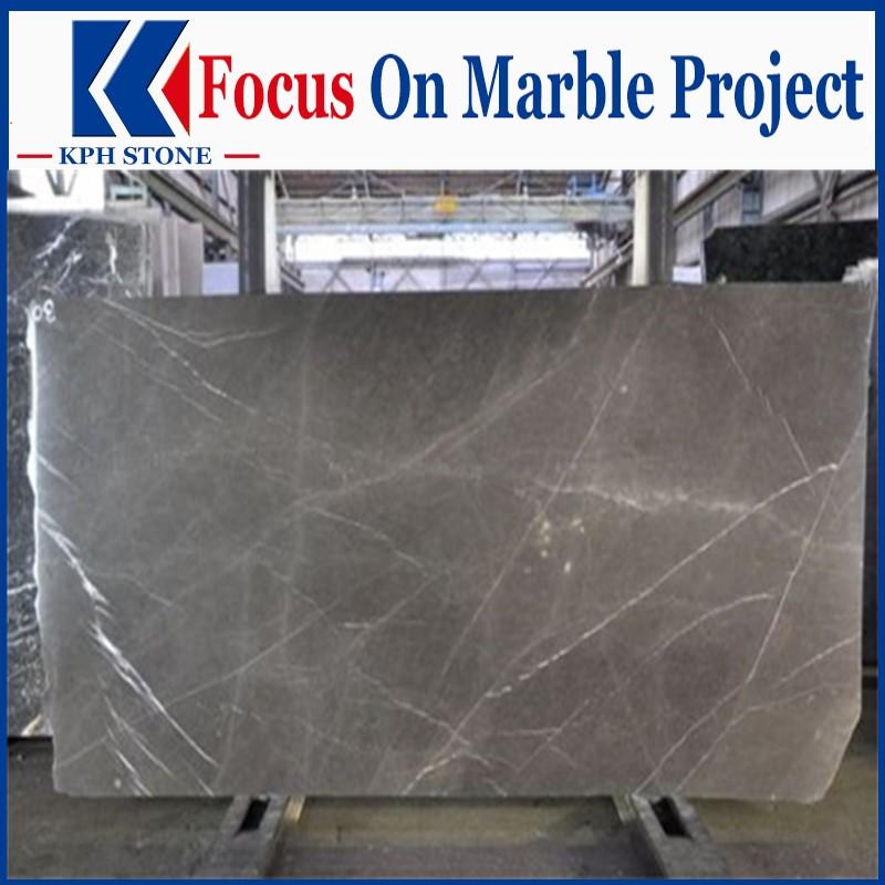 Bulgarian Grey Marble Polished Slabs