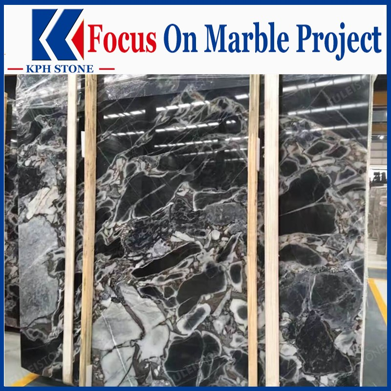 China Palissandro Bluette Marble