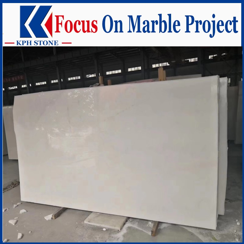 Lincoln white marble