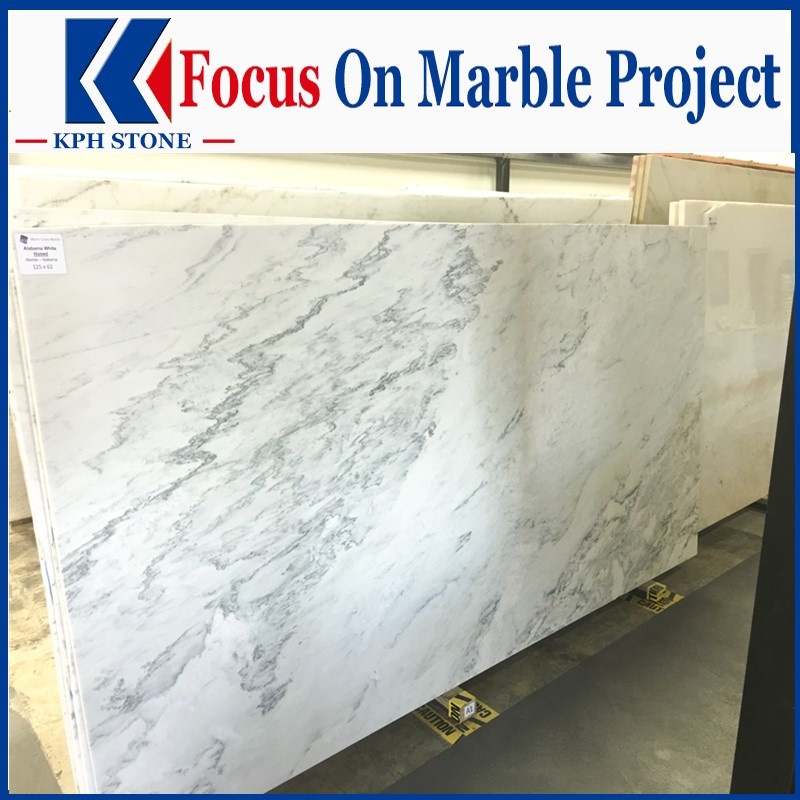 alabama white marble slabs