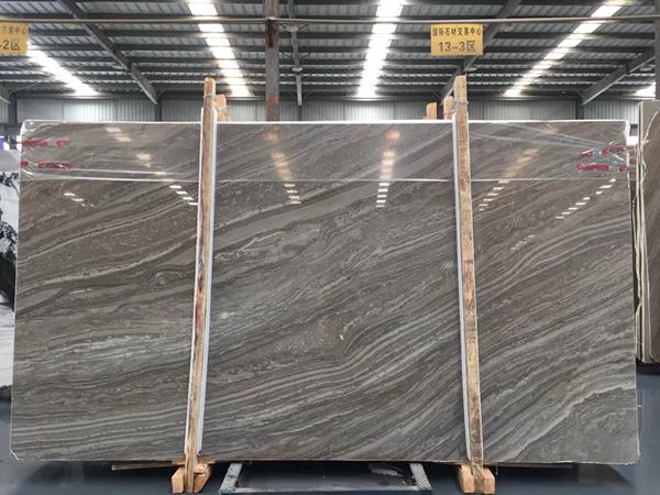 Kylin Wood Grain Marble Slab