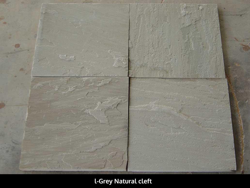 l-Grey Sandstone Tiles