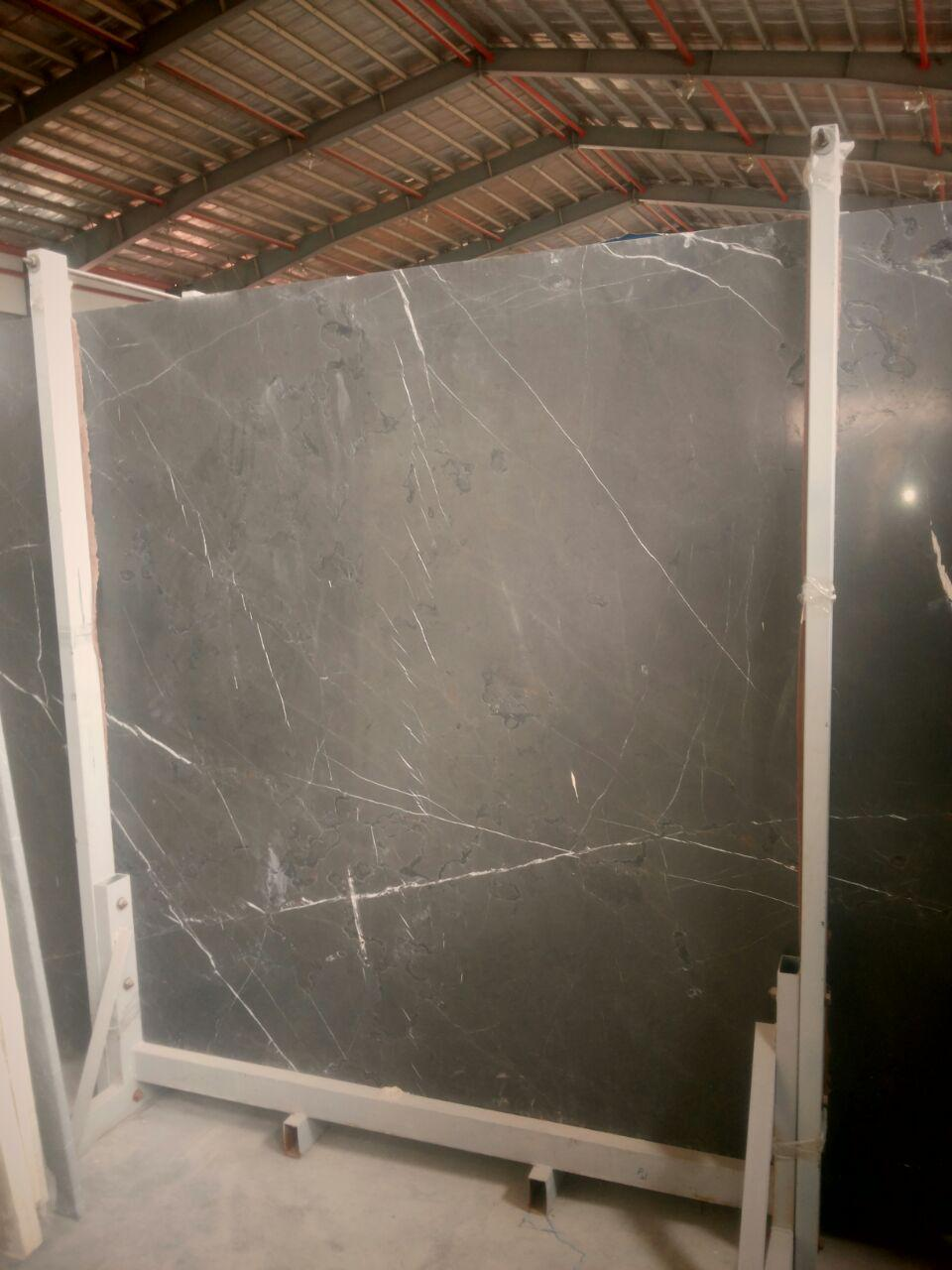 leather design pietra gray marble slabs