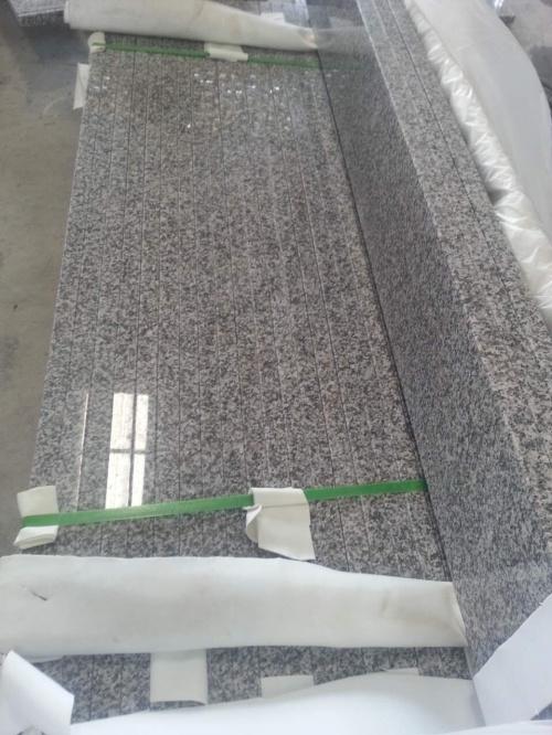 light grey G623 windowsill