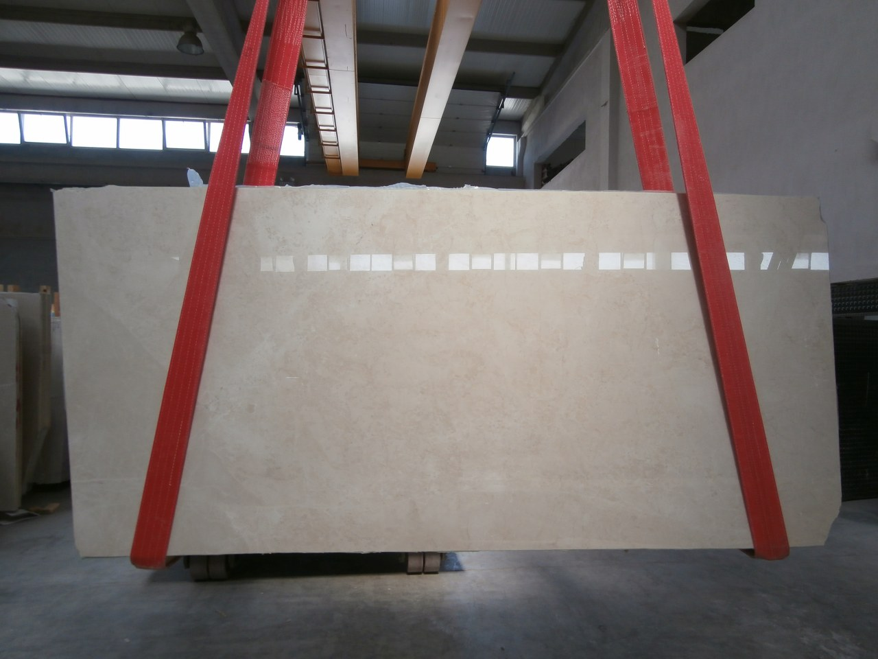 Marble Light Cream Slabs