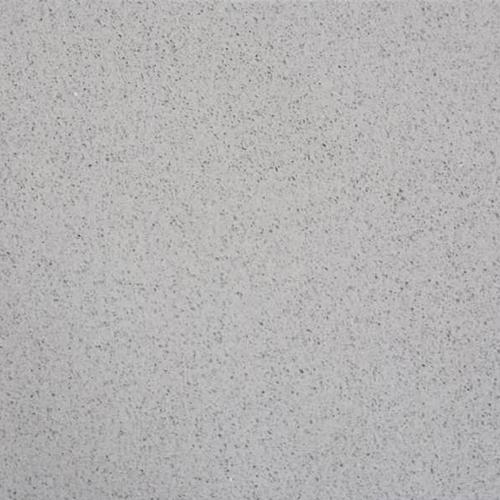 Pure light grey color artificial quartz stone slabs China