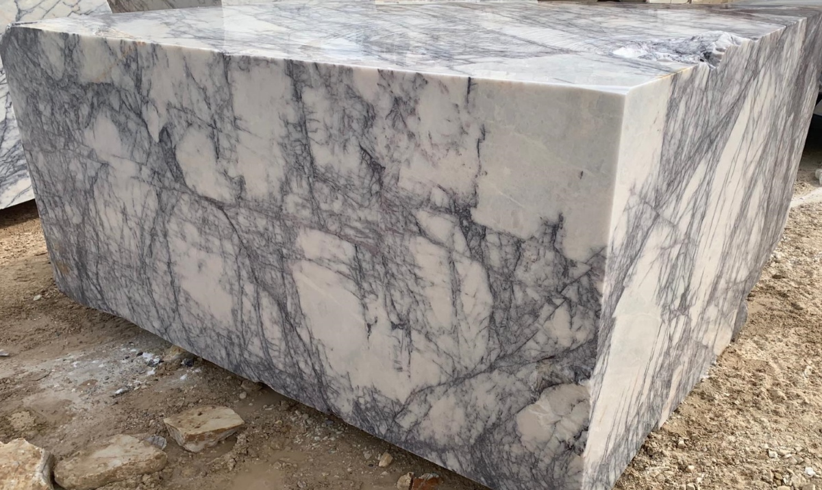 Lilac Block Turkish Marble Blocks