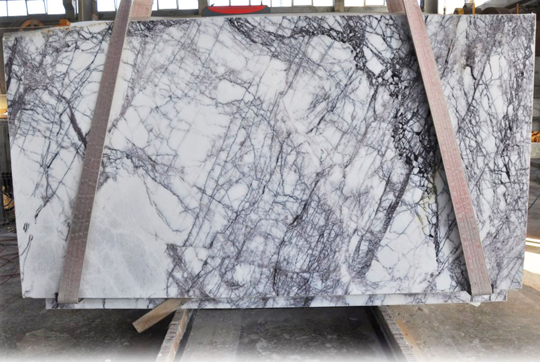 Best Quality Lilac Marble Slab