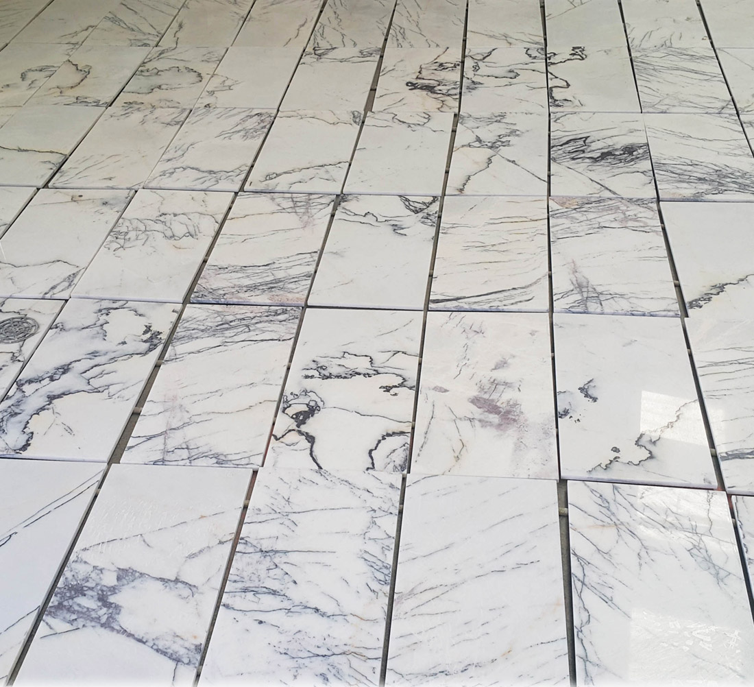 Turkish Lilac Marble Tile