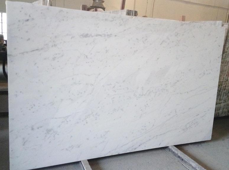 Pista White Marble Slabs