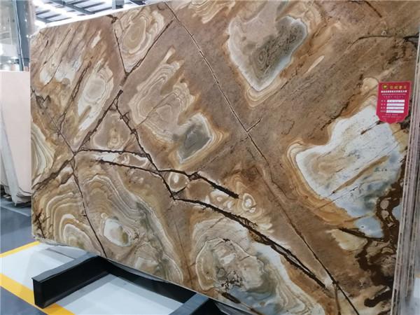 Luxury Special Palomino Stone Slab