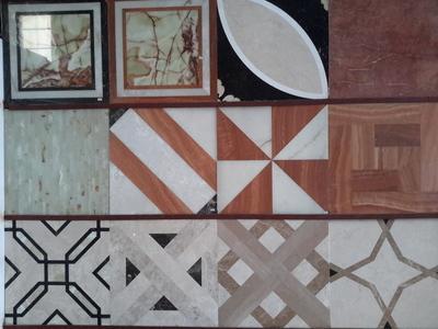Magic Slab Laminated Tiles