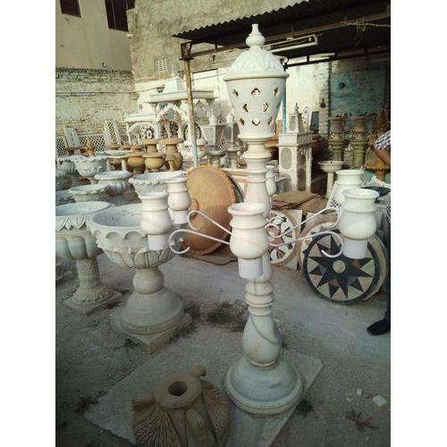 Makrana Marble Planters