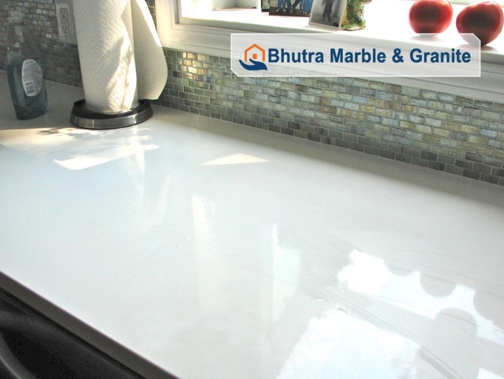 Makrana White Countertops