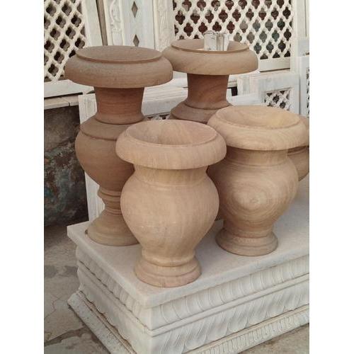 Sandstone Planters