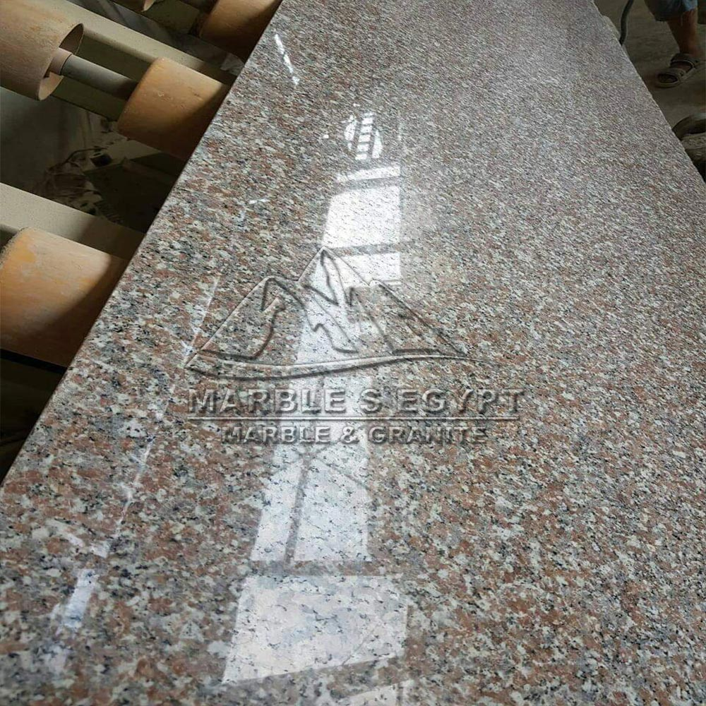 Granite Rose Elnasr Slabs