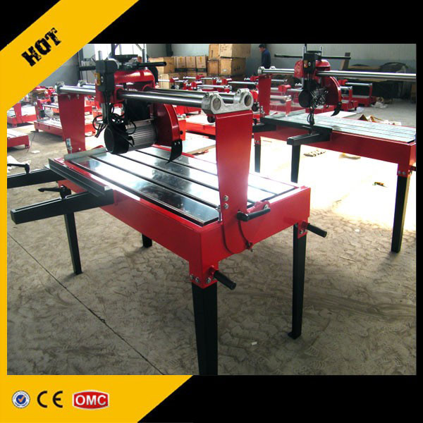 OSC-H hand pulled stone cutting machine stone saw