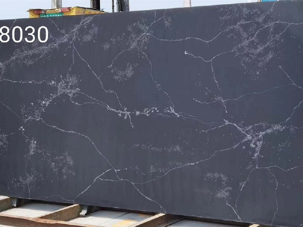 high quality marble like quartz stone slab