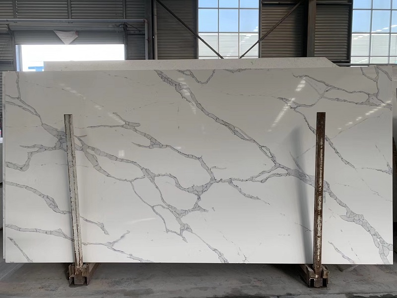 marble looking quartz