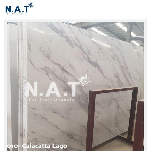 Vietnam Artificial marble- Calacatta Lago