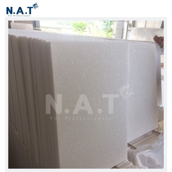 Vietnam Crystal white marble