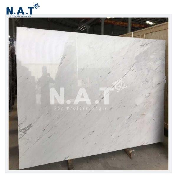 Vietnam Milky white marble