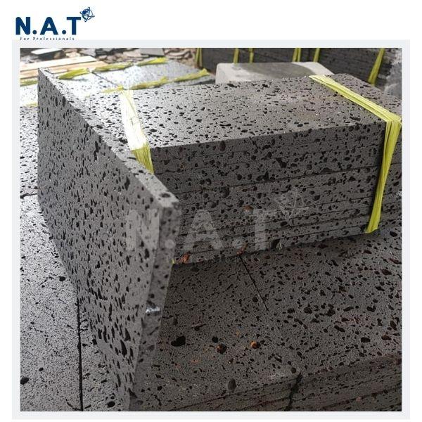 Lava walling stone