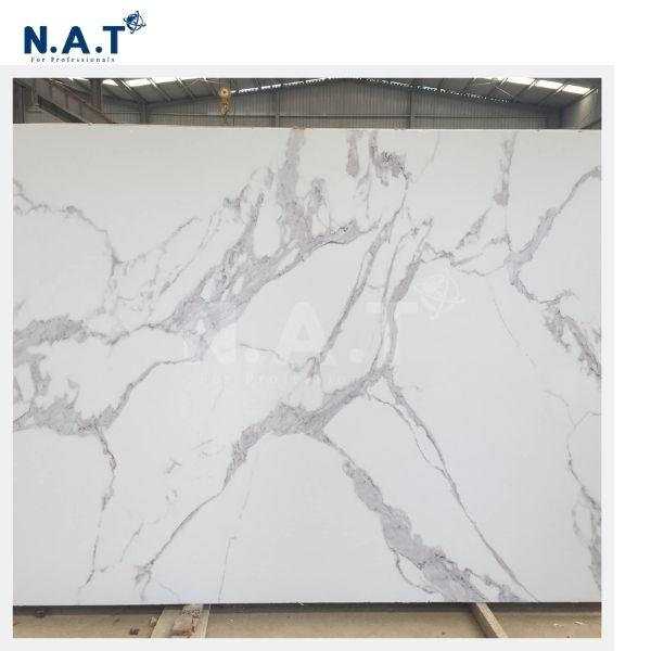 Vietnam Artificial Marble- Calacatta Amani