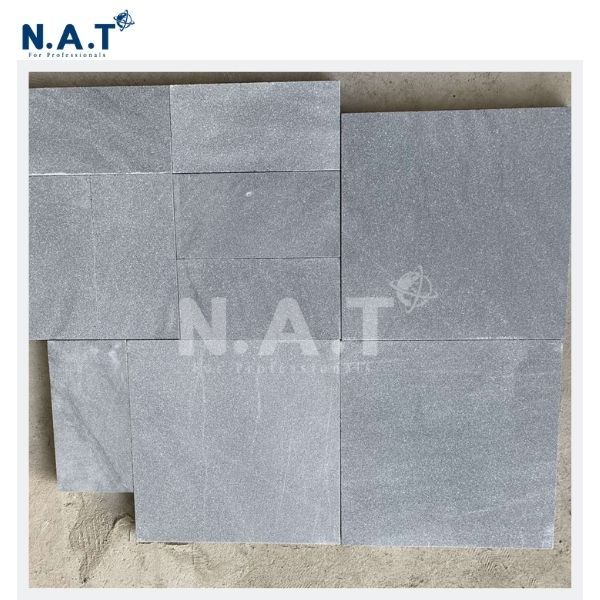 Siver Grey marble Paving