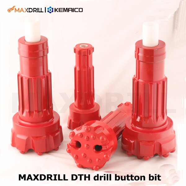 Maxdrill 8 Down The Hole Bit