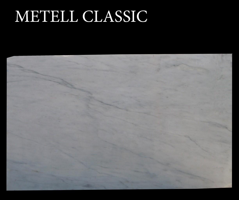 Mugla White Marble Slabs  Metell Classic  Slabs